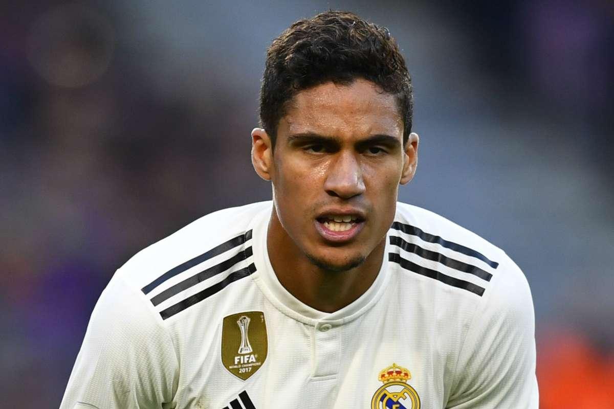 BERITA REAL MADRID - Cedera Paha, Raphael Varane Absen Sebulan | Goal.com