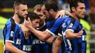 inter udinese 2019 Serie A celebration