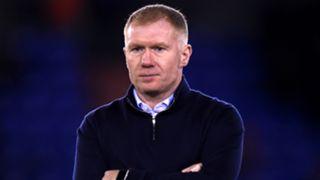 Paul Scholes Oldham Athletic 2018-19