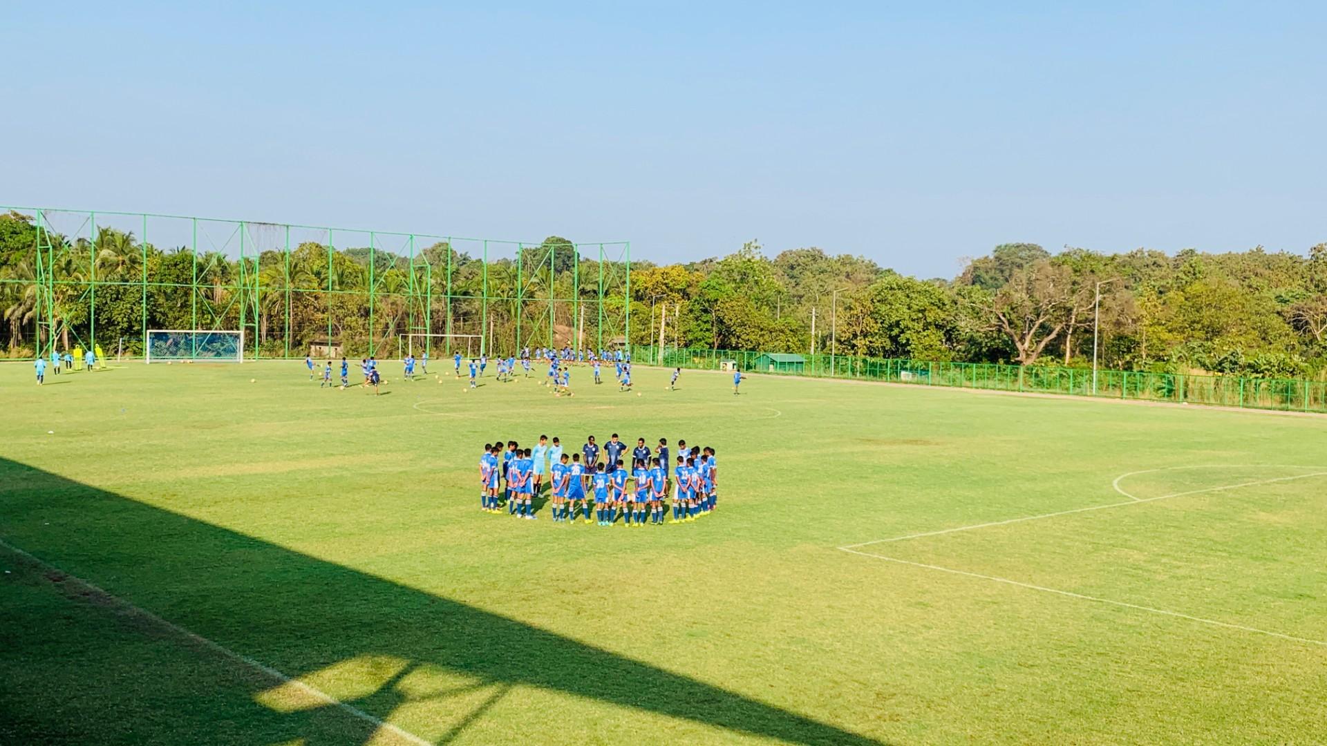 Dempo Academy Ground at Ella