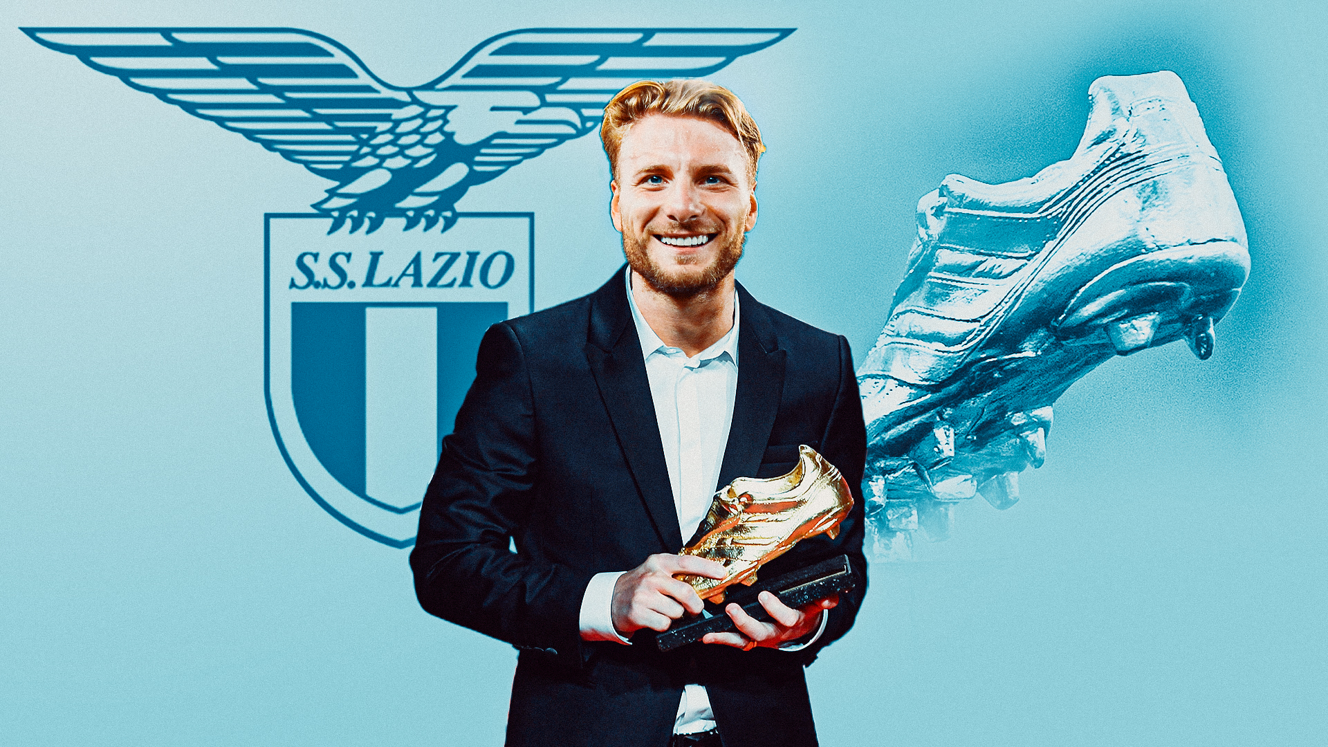 Ciro Immobile wins European Golden Boot
