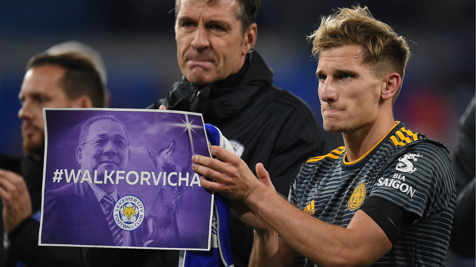 Leicester City tribute