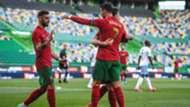 Cristiano Ronaldo Bruno Fernandes Portugal