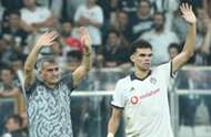 Senol Gunes Pepe Besiktas Yeni Malatyaspor Super Lig 09/15/18