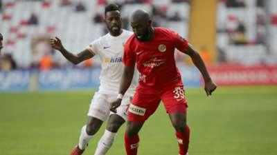 Souleymane Doukara Antalyaspor Kayserispor 032018
