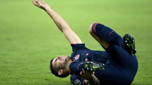 FC Bayern: Lucas Hernandez fällt vorerst aus - Hinrunden-Aus durchaus möglich
