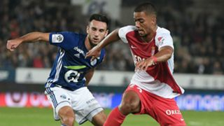 Benjamin Henrichs Adrien Tomasson Strasbourg Monaco Ligue 1 20102018