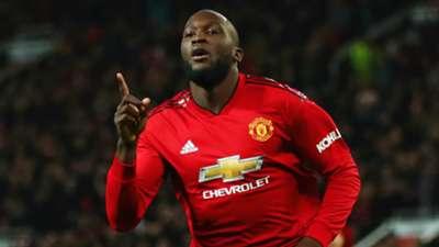 Romelu Lukaku Manchester United vs Bournemouth Premier League 2018-19