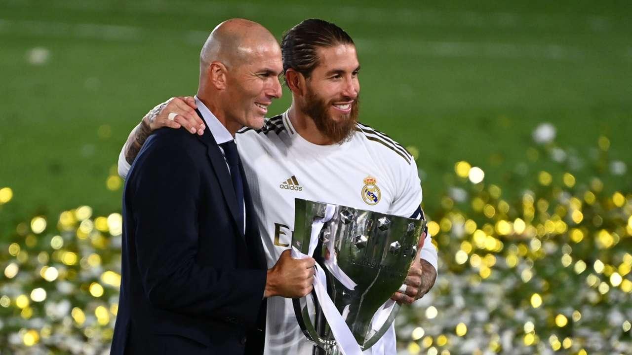 ليس الأفضل .. زيدان ينافس على أكثر المدربين فوزاً بالألقاب مع ريال مدريد |  Goal.com