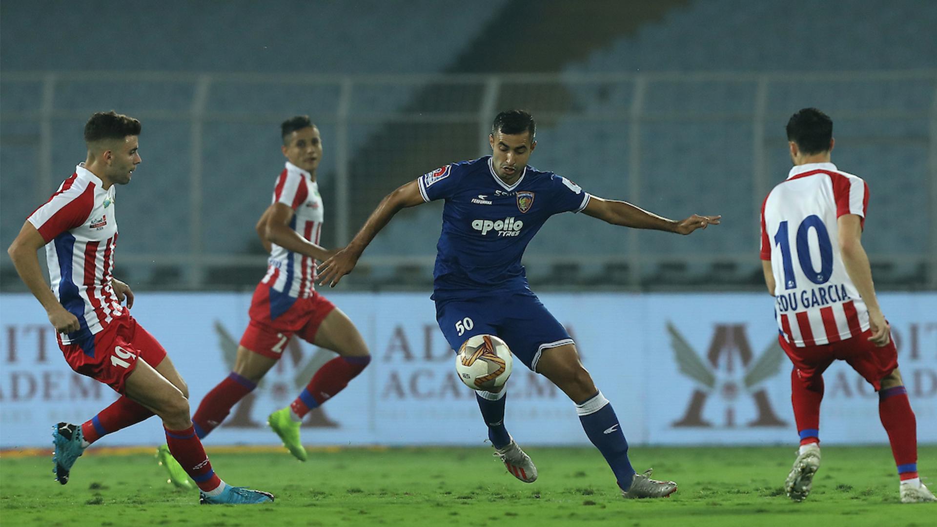Rafael Crivellaro Chennaiyin FC