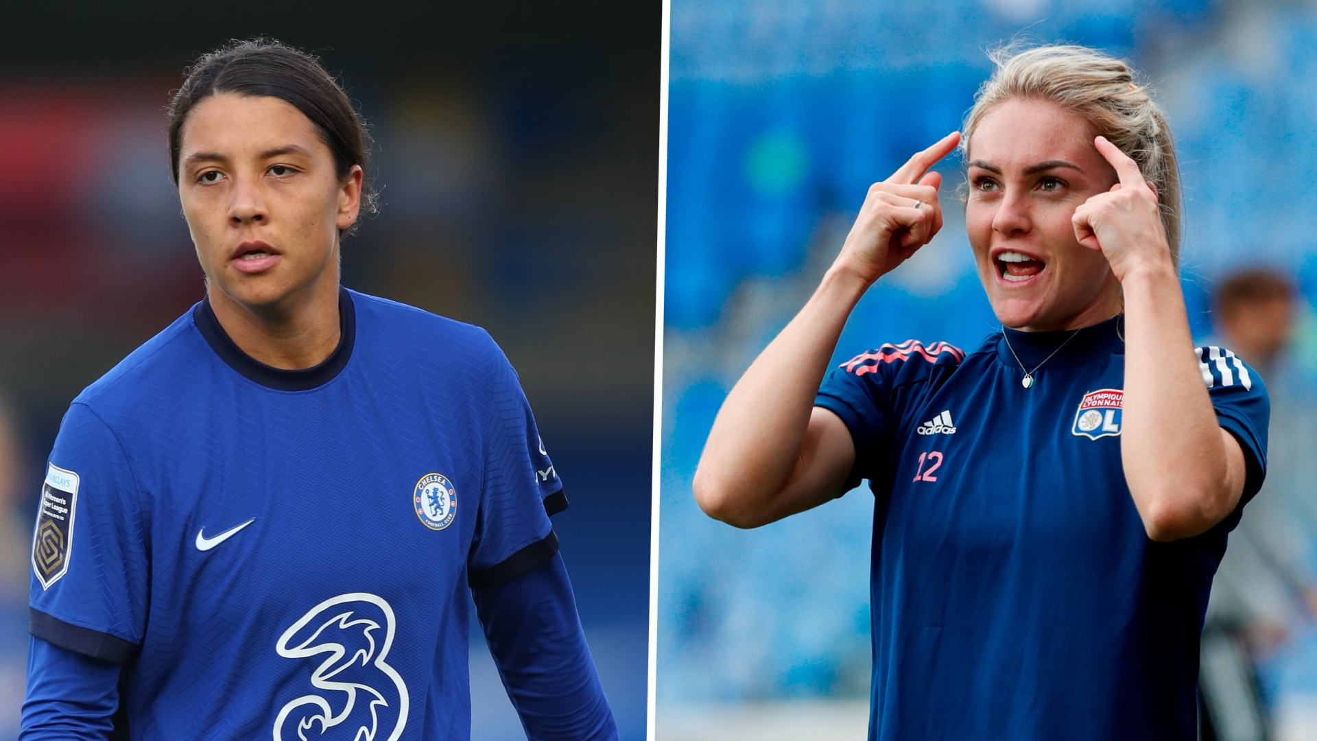Kerr and Carpenter headline Aussies in UEFA Women's Champions League action