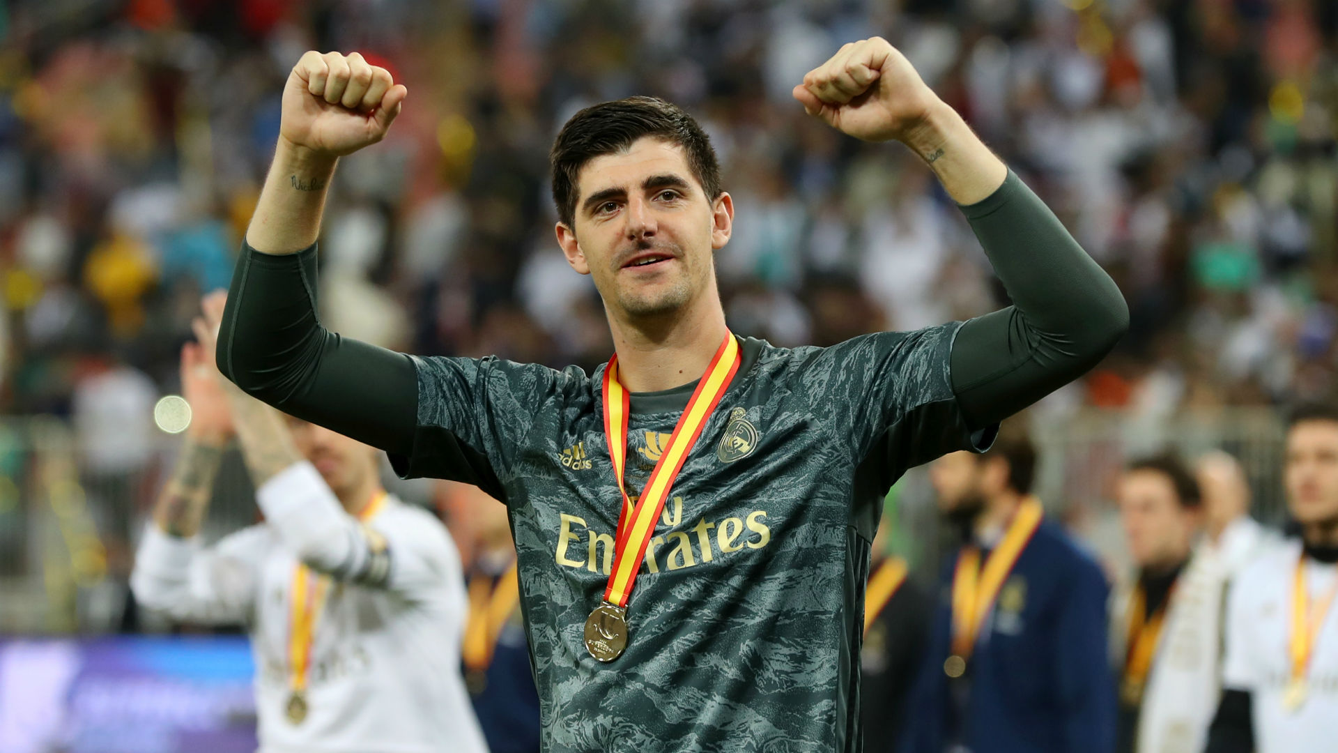 Courtois' Long Journey Back To The Top With Real Madrid
