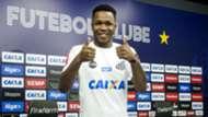 Matheus Jesus Santos FC apresentacao 24072017