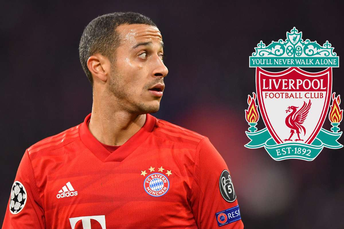 Liverpool-linked Thiago has told Bayern Munich he wants to leave ...