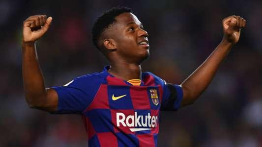 (Chuyển nhượng) Barca lên kế hoạch 'trói chân' Fati