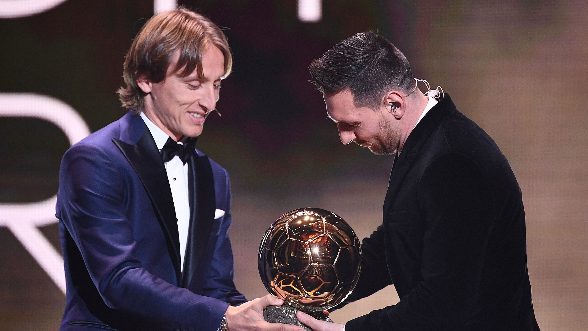 Messi's Barcelona exit will allow other players to become stars - Modric