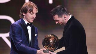 Luka Modric, Lionel Messi, Ballon d'Or