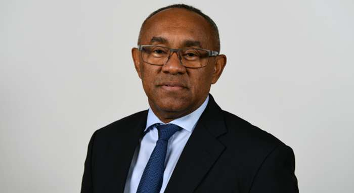 Ahmad Ahmad CAF