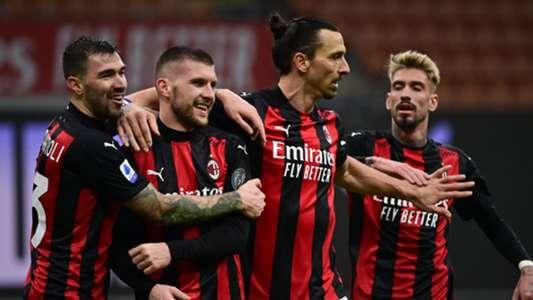 KẾT QUẢ AC Milan 4-0 Crotone: Ibrahimovic đưa Milan trở lại ngôi đầu Serie A
