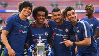 Chelsea FA Cup 2018