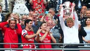 Mikel Arteta Arsenal FA Cup