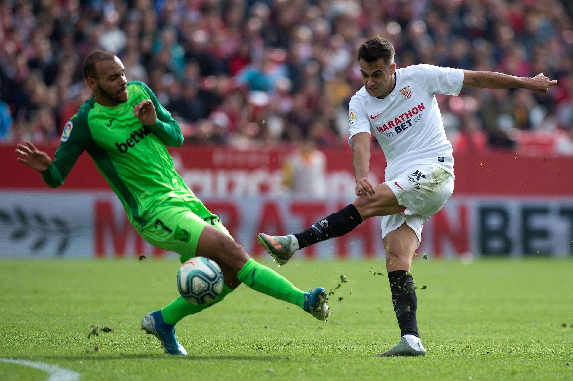 El resumen del Sevilla vs. Leganés, de La Liga: vídeos, goles y  estadísticas | Goal.com