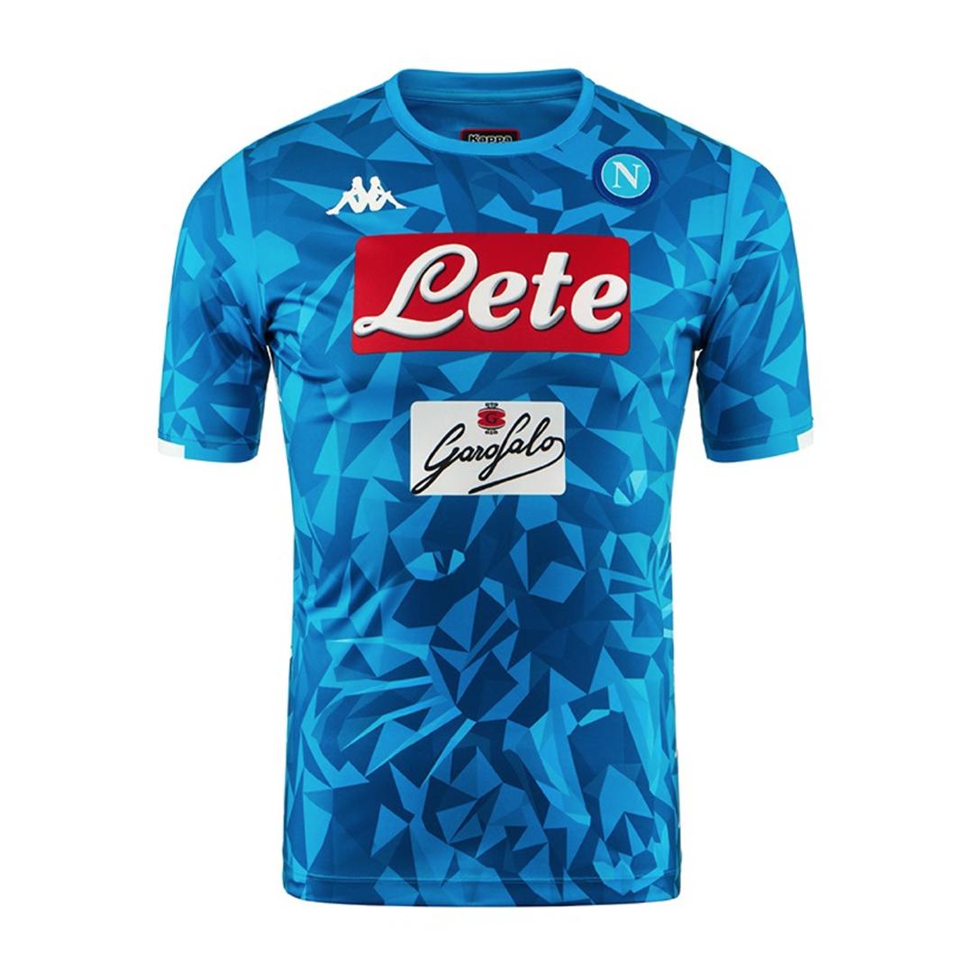 Napoli 2018/19  Home kit