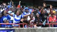 AFC Leopards fans.