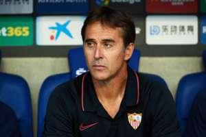Lopetegui Espanyol Sevilla LaLiga