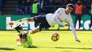 Dele Alli Tottenham Crystal Palace Premier League