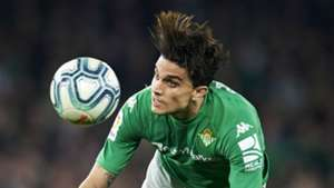 Marc Bartra Real Betis 2019-20