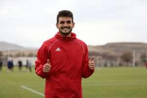 Fatih Aksoy Sivasspor Training
