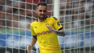Paco Alcacer Borussia Dortmund Werder Bremen Bundesliga 29082019