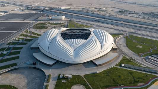 Qatar excels in first sustainability progress report for the 2022 World Cup | Goal.com
