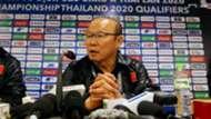 Park Hang Seo U23 Vietnam U23 Thailand AFC U23 Championship Qualifiers