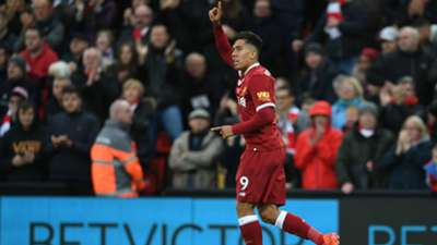 Roberto Firmino Liverpool Huddersfield Town Premier League