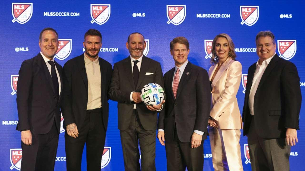 Beckham Garber Mas MLS owners