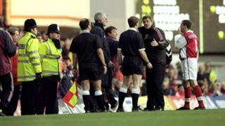 Nigel Winterburn Arsenal 1999