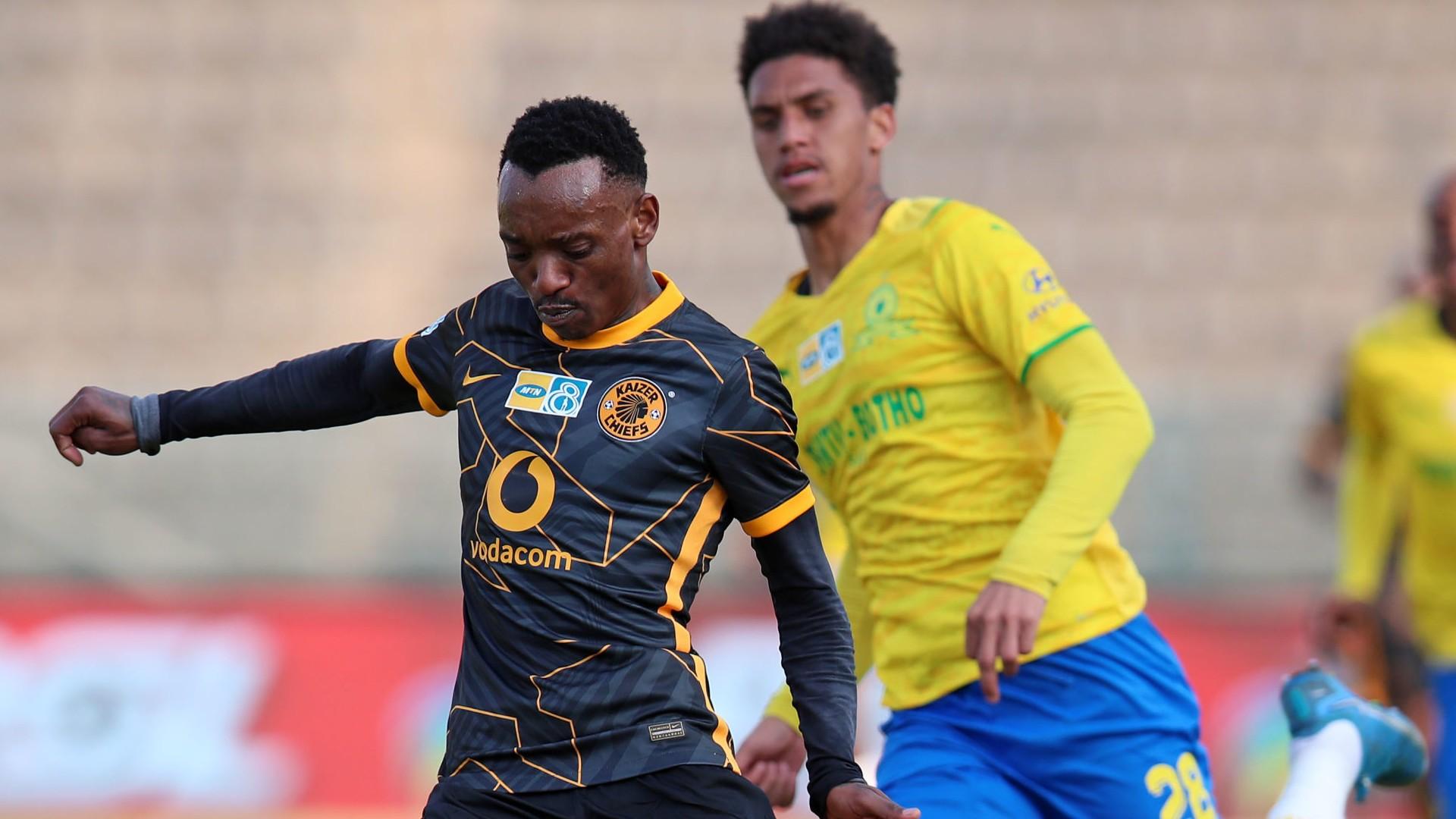 Mamelodi Sundowns and Kaizer Chiefs combined XI: De Reuck, Billiat, Shalulile