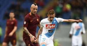 Marko Rog Roma Napoli Serie A