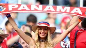 美女サポワールドカップ_ベルギーvsパナマ_パナマ1