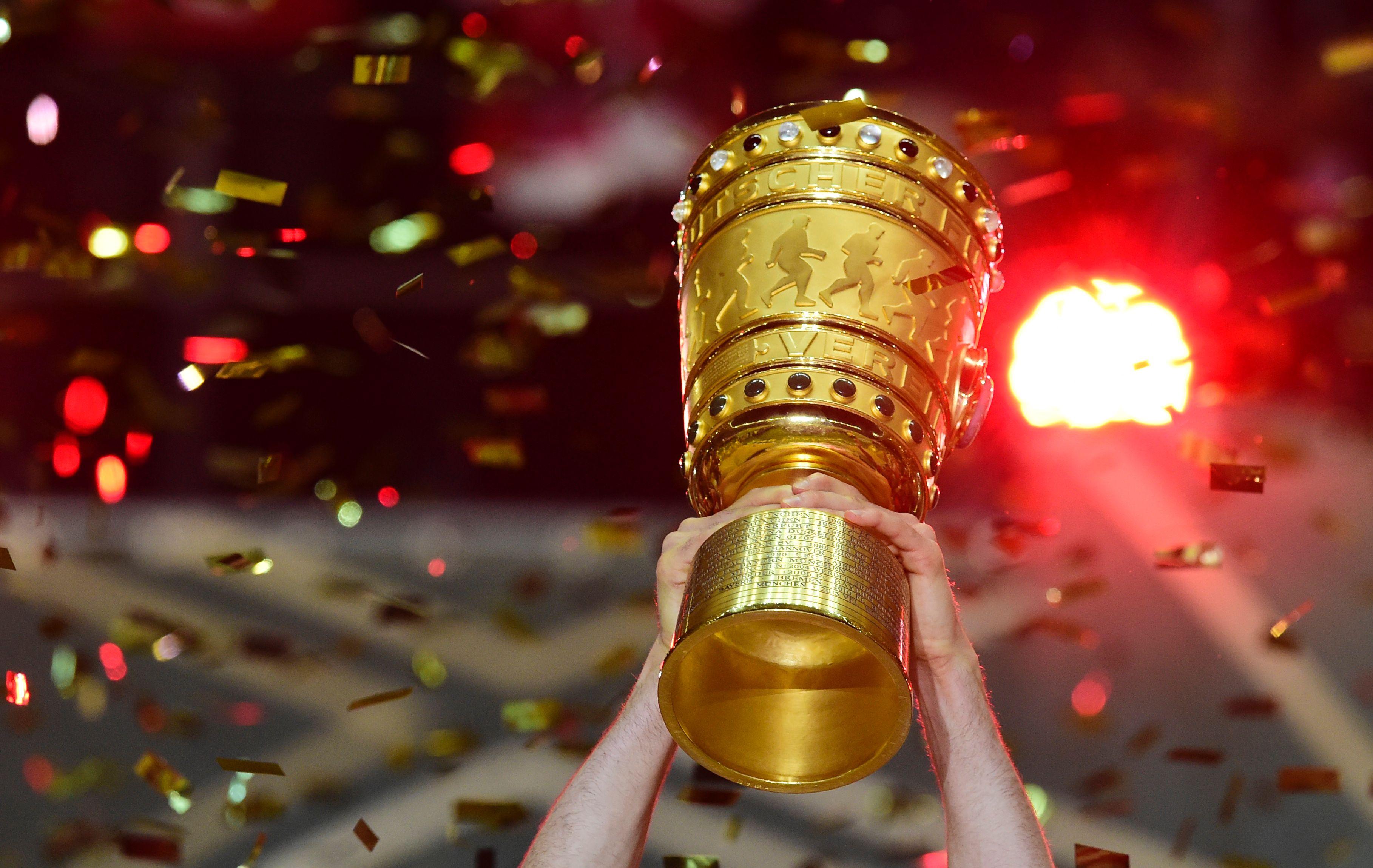 Dfb Pokal Viertelfinale 2021 übertragung