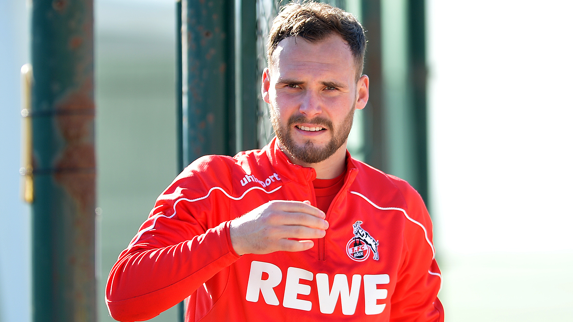 Koln midfielder Verstraete: It's 'bizarre' we are still training after three positive Covid-19 tests