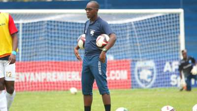 AFC Leopards coach Dennis Kitambi.