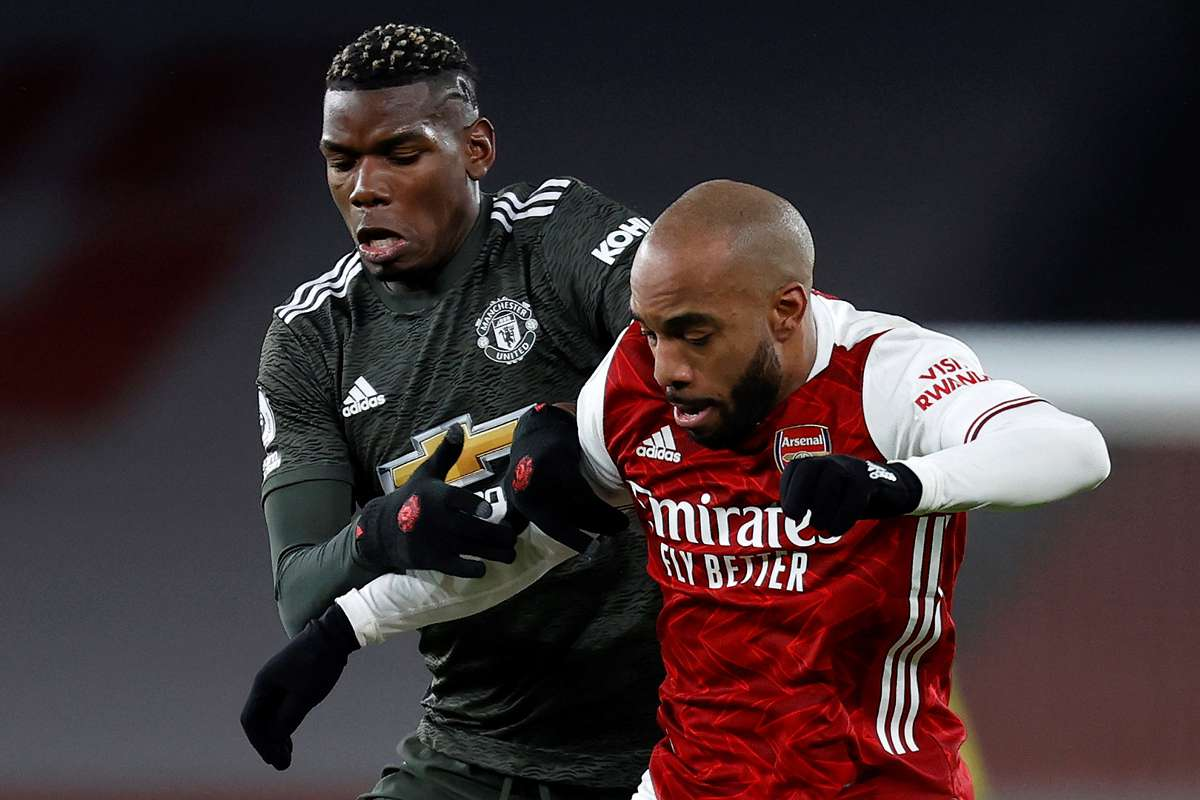 Anti Klimaks Arsenal Man United Berakhir Tanpa Gol Goal Com