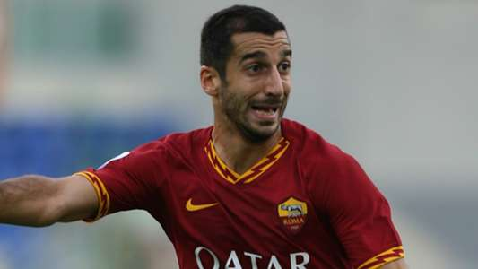 Mkhitaryan happy to stay at Roma for 2020-21 as he avoids return to Arsenal   Goal.com