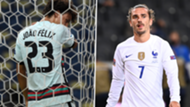 Joao Félix Griezmann Nations League