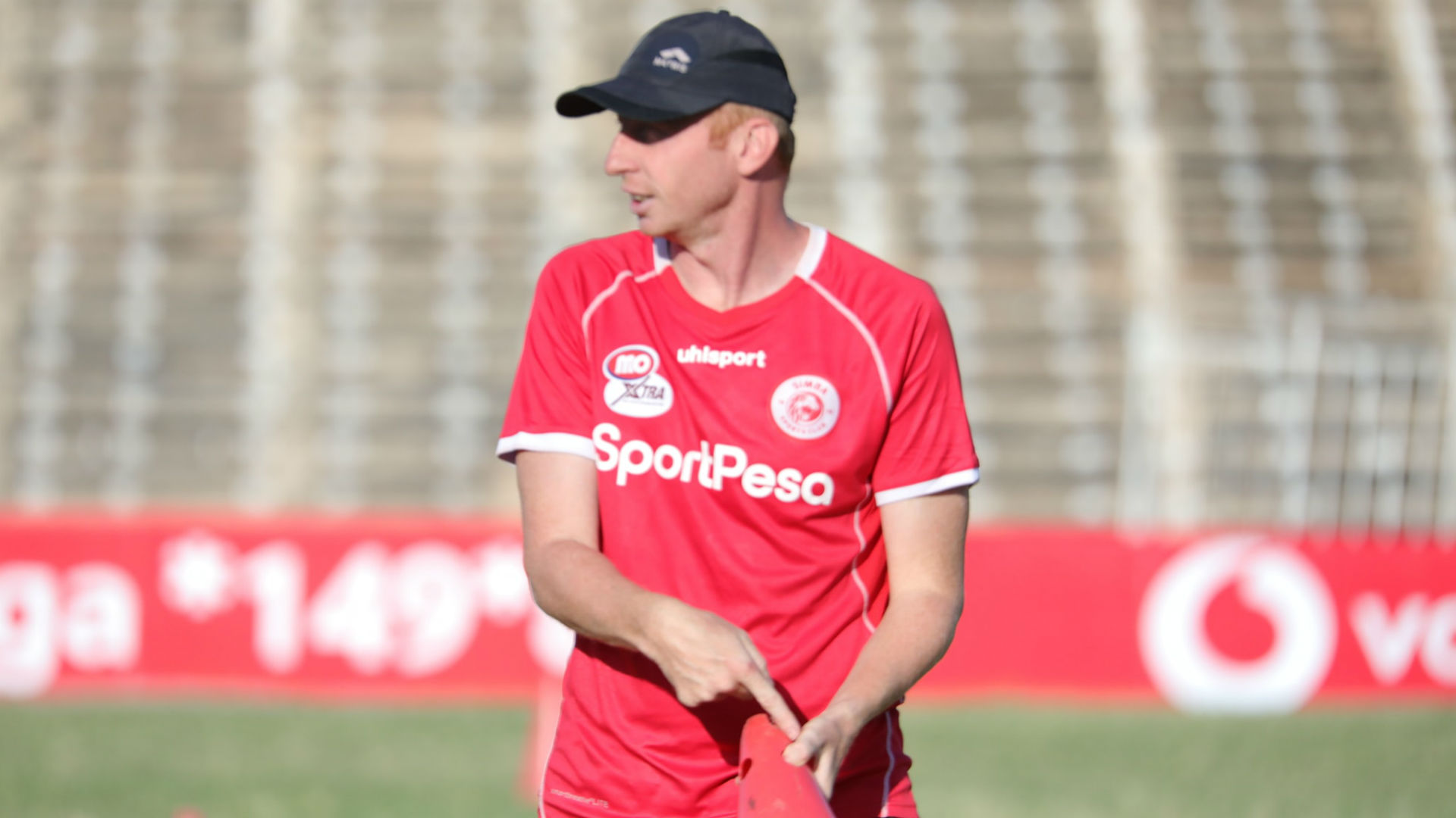 Vandenbroeck: Mlandege FC gave Simba SC a taste of what to expect against Tanzania Prisons