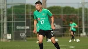 Fran Karacic Socceroos