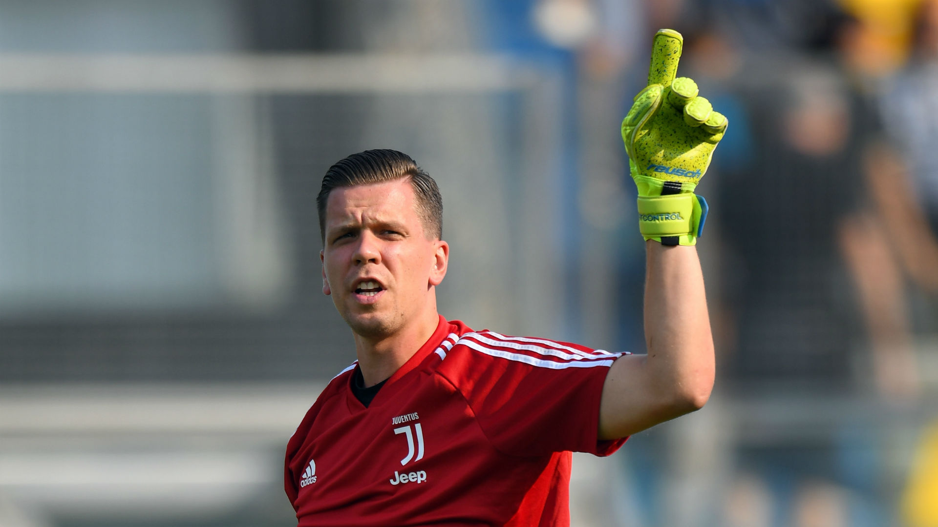 Juventus News I M The Best Goalkeeper In The World And In History Szczesny Goal Com
